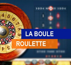 Рулетка La boule